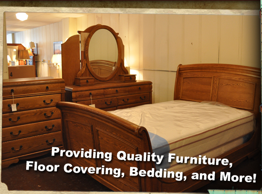 Bedding & Bedroom Furniture
